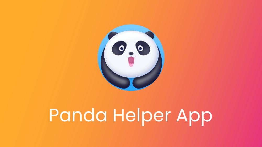 panda helper pc